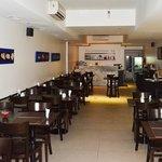 Bys Palermo - área do café da manha