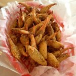 Fried Crab Claws - 1/2 lb