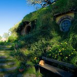 Visiting Hobbiton for a day trip