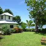 Green House Beach Front Bungalow