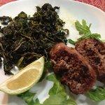 salsicce e broccoletti ripassati
