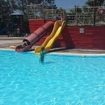 childrens pool & pirate ship