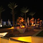 Beach Club Bereich