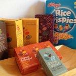 the varieties of cereals