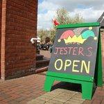 Foto de Jesters Cafe