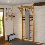 Salle de remise en forme et coaching 25 m2