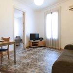 Living room 2 bedroom