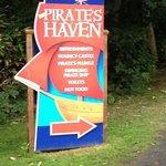 pirates Haven Westport House