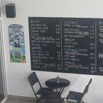 menu selection