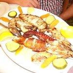 Seafood Platter at Pergola Restaurant