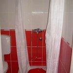 Red studio's bathroom