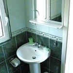 Green studio's bathroom