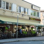 Mayflower restaurant, Elgin St., Ottawa
