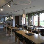 Cafe in Alvar Aalto Museum