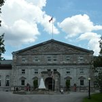 Rideau Hall, main entrance