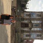 igreja em frente ao hotel QUALITY e na Praça da Batalha