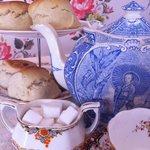 Benedict's Cream Tea