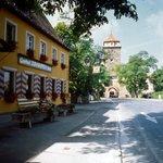 Historisches Stammhaus  1 Gehminute zur Altstadt