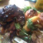 burnt Yorkshire Pudding!!!