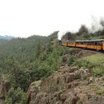 train ride very accessible from Durango Lodge