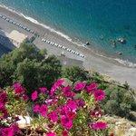 View of Hotel la Ninfa in Amalfi