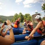 Watauga rafting
