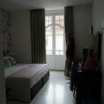 Inside our room (305 - Zen)