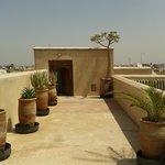 Rooftop terrasse