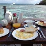 colazione panoramica
