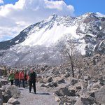 Frank Slide Trail