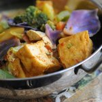 Malaysian Curry Vegetables
