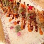 An Oishi roll!