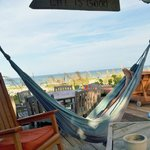 Beach Place Guesthouses - A perfect place for hangin' around on Cocoa Beach