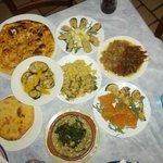 Zdjęcie Blues Remember Food Salento