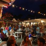 terrasse restaurant club marina landes mimizan