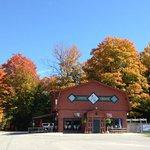 Fall is beautiful in Northern Michigan.