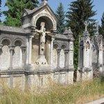 Neo-Gothic tomb monuments