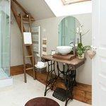 Salle de bain - Suite Campagne