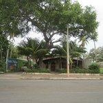 Hotel Maltese from Lake Nicaragua
