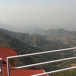 beautiful view from Birds View Resort