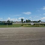 Red Shore Race track