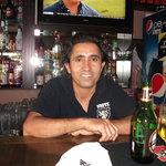 mashallah are friend & barman