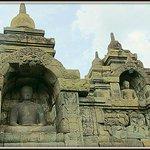 Borobudur stupa