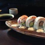 Encebichados: rolls estilo Nikkei. (72790202)