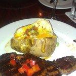 Cajun steak :)