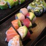 amazing sushi