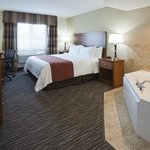 Jacuzzi Suite with Flat Panel TV, Cable and Free Wi-Fi