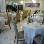 Speisesaal Bereich für PicNic-Gäste