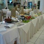 Vorspeisen- und Salatbuffet