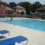 piscine loin d'être bondée